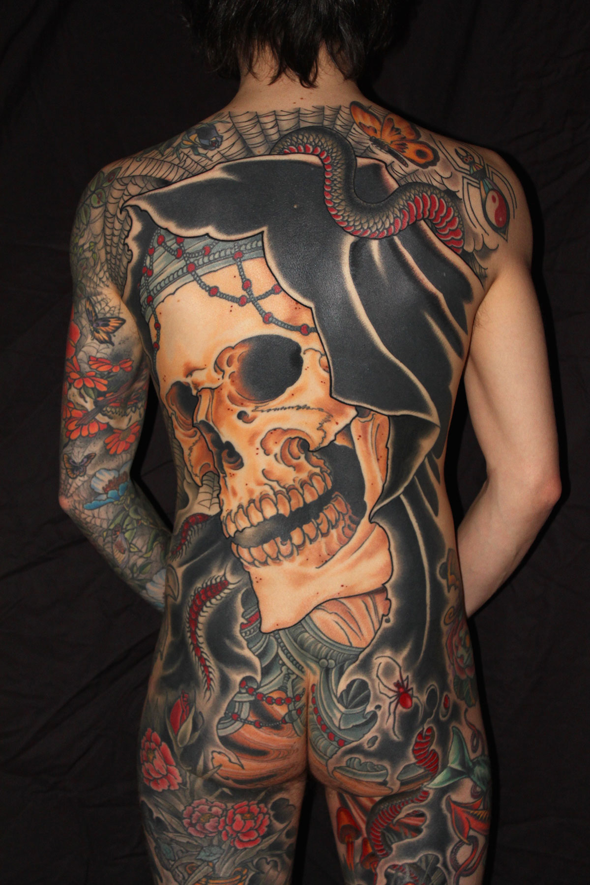 Chris ODonnell Tattoo Artist At Kings Avenue Tattoo