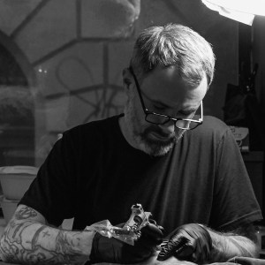 Chris ODonnell Kings Avenue Tattoo