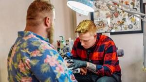Chris Fernandez Kings Avenue Tattoo