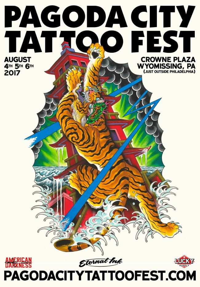 Pagoda City Tattoo Fest 2017