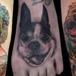 Dog Tattoo