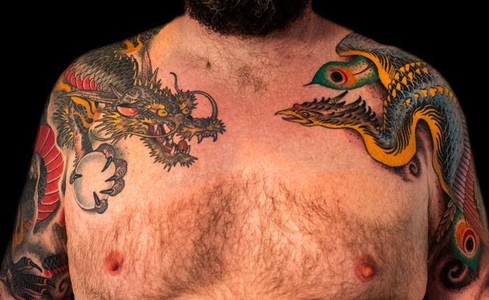 Matt Adamson Kings Avenue Tattoo