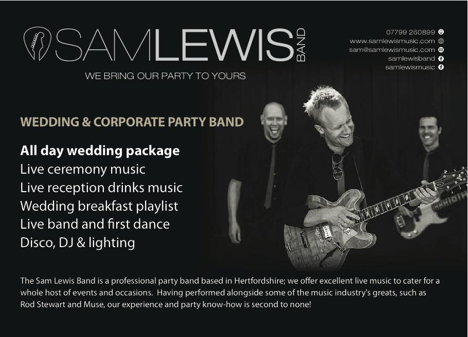 Sam Lewis 1