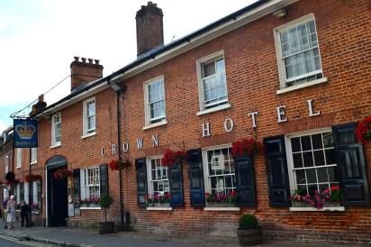The Crown Inn, Old Amersham