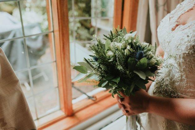 Wedding Flowers - Townhouse