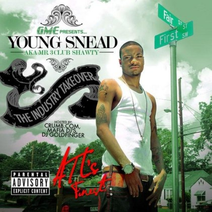 AUDIO | Young Snead - All Eyez On Snead Freestyle [R.I.P 2pac]