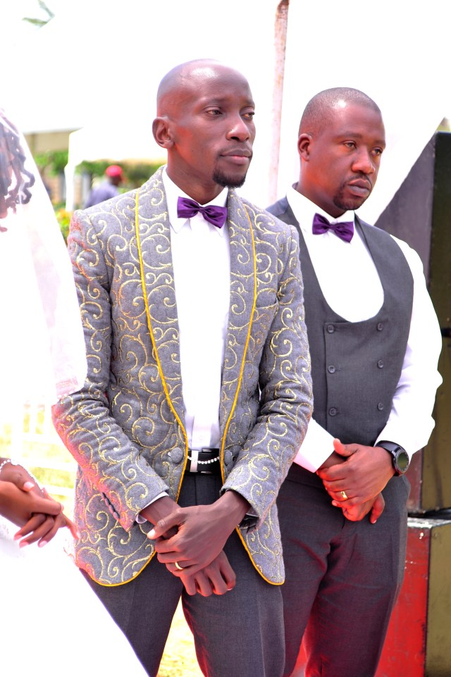 Style guide for the fashion conscious Kenyan groom