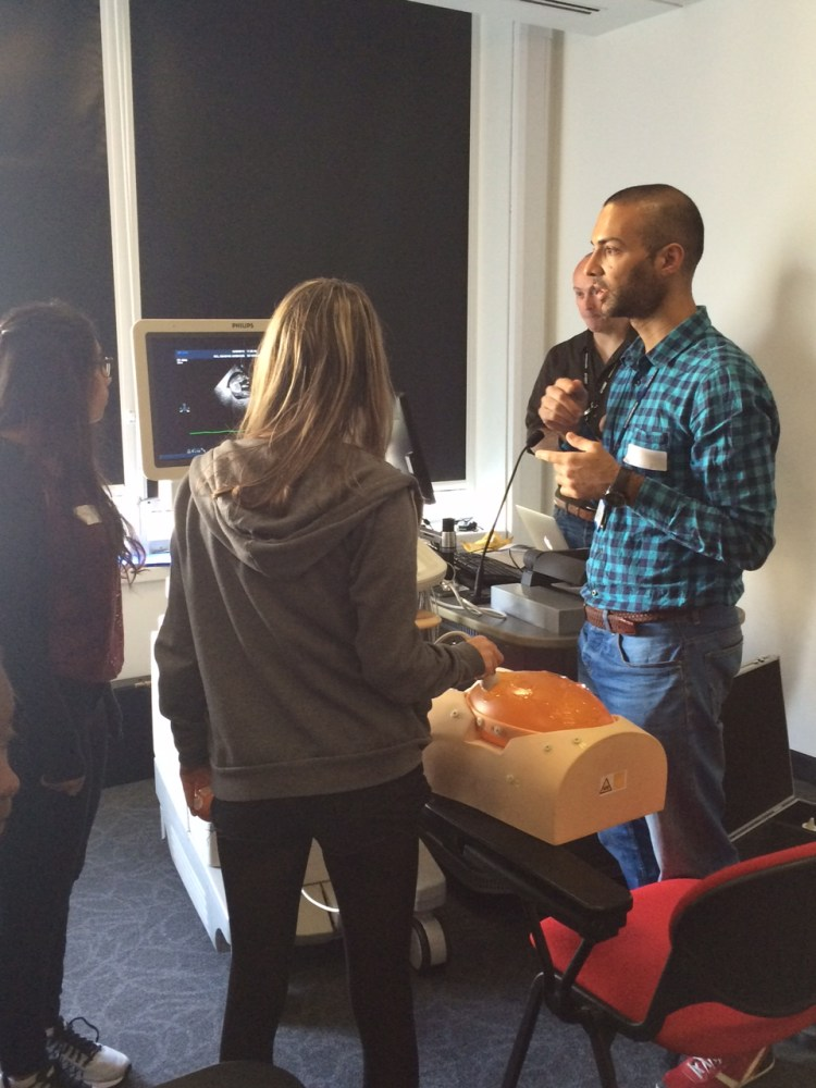 KHP Summer School: robots, brains, hearts & strawberries! (2/6)