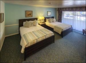 King's Inn rooms