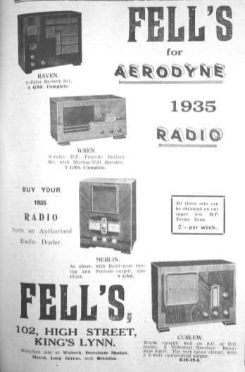 1934 Oct 19th Fells