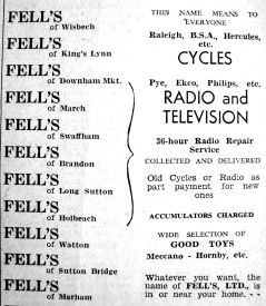 1947 July 1st Fells
