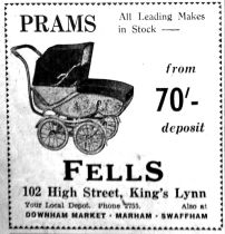 1950 May 12th Fells