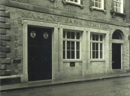 1960s Martins Bank