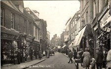 1930s High St Hamson Turner WH Smith