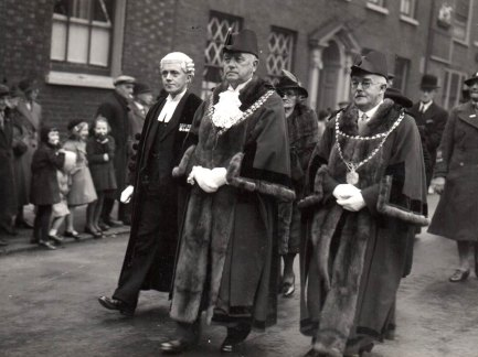 Charles Keeble Allflatt as mayor