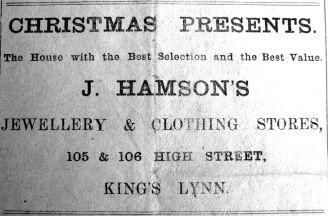 1914 Dec 4th Hamson