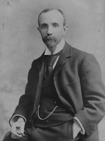 Joseph Hamson 1853-1939 (Nick Hamson)