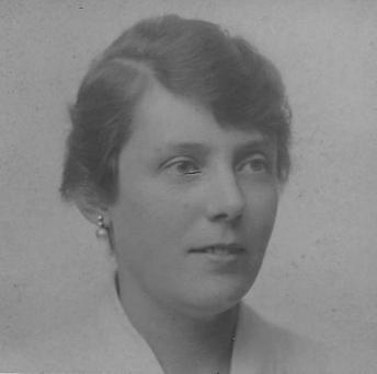 Jossie Hamson 1918 (Nick Hamson)