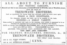 1887 Sept 3rd Trenowath Bros @ Nos 109 & 110