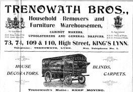 1890s Trenowath Bros brochure