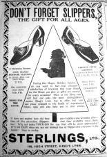 1934 Dec 14th Sterlings