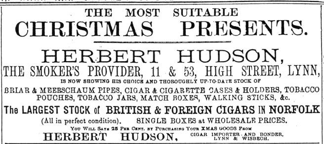 1900 Herbert Hudson LN&CP