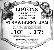 1924 July 4th Liptons jams