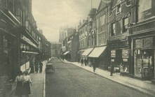 1900 (approx) High Street south end