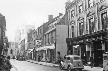 1958 Laidlow Wigram & Ware Richard Shops pre new shop ex Lynn Forums