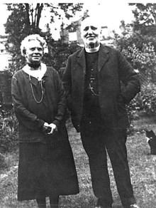 Jabez Creasy & Hannah nee Bunnett