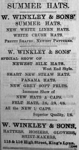 1902 July 4th W Winkley