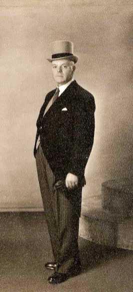 Cecil Oxby (James W Crawley Ancestry)