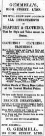 1897 March 12th Gemmells @ No 119