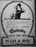 1925 Oct 16th Pugh & Son 2