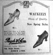 1926 Apr 9th Pugh & Son