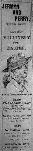 1916 Apr 14th Jermyn & Perry