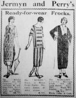 1925 May 22nd Jermyn & Perry frocks