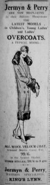 1925 Sept 11th Jermyn & Perry