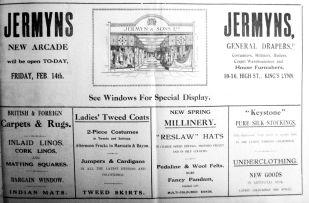 1930 Feb 14th Jermyns new arcade 2