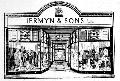 1930 June 13th Jermyns arcade