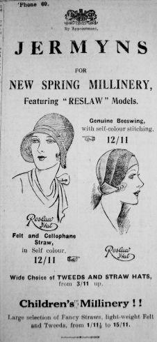 1931 Feb 27th Jermyns