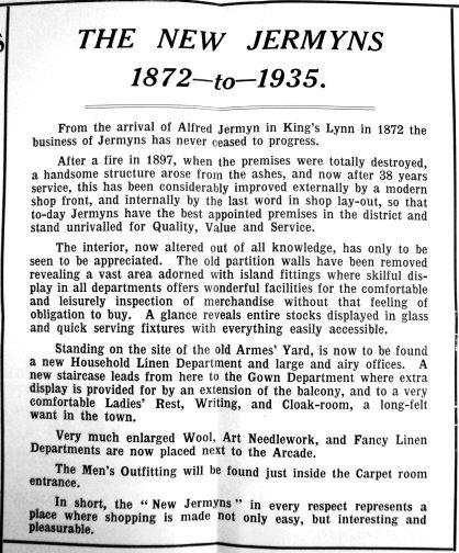 1935 Oct Jermyns Special Supplement 4