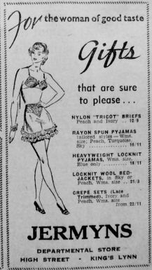 1951 Dec 21st Jermyns