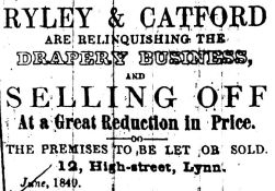 1849 June 9th Ryley & Catford crop