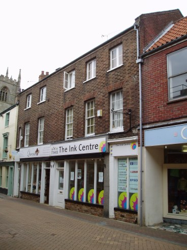 2007 The Ink Centre at No 121