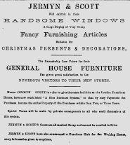 1887 3rd December Jermyn & Scott