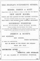 1887 Nov 5th Jermyn & Scott @ No 16