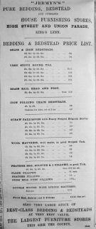 1892 Sept 24th Jermyn & Sons