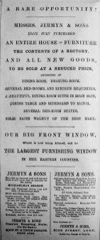 1893 Sept 23rd Jermyn & Sons