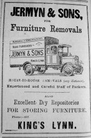 1921 Mar 11th Jermyn & Sons